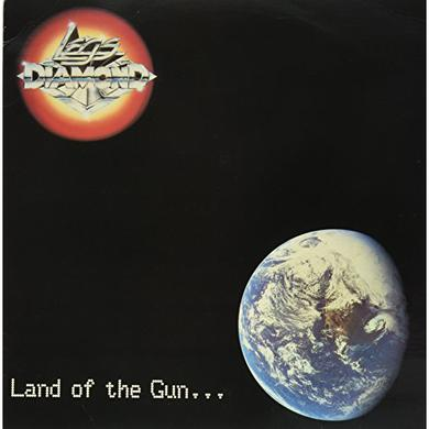 Legs Diamond LAND OF THE GUN Vinyl Record