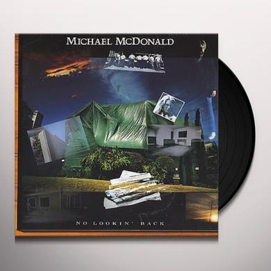 Michael McDonald TAKE IT TO HEART Vinyl Record