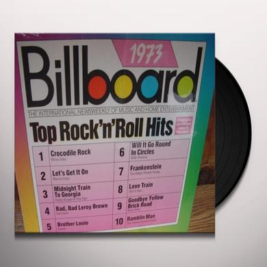BILLBOARD TOP R&R HITS 1973 / VARIOUS Vinyl Record