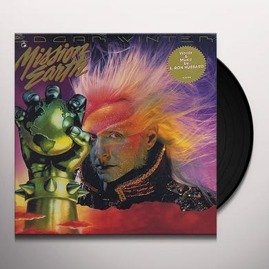 Edgar Winter / L. Ron Hubbard MISSION EARTH Vinyl Record