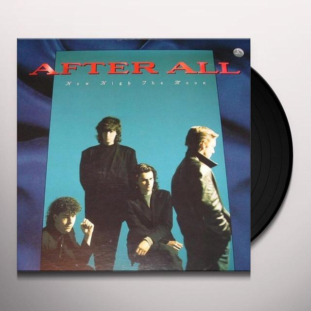 After All HOW HIGH THE MOON Vinyl Record