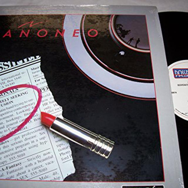 CANONEO DESPERATELY SEEKING FUSION Vinyl Record