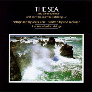 San Sebastian Strings SEA (ROD MCKUEN ANITA KERR) Vinyl Record