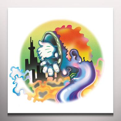 GUERILLA TOSS ERASER STARGAZER Vinyl Record - Colored Vinyl, Orange Vinyl