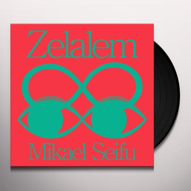 Mikael Seifu ZELALEM Vinyl Record