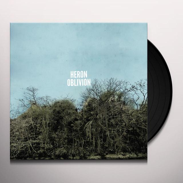 HERON OBLIVION Vinyl Record - Digital Download Included
