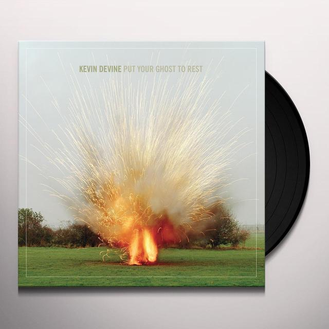 Kevin Devine PUT YOUR GHOST TO REST Vinyl Record