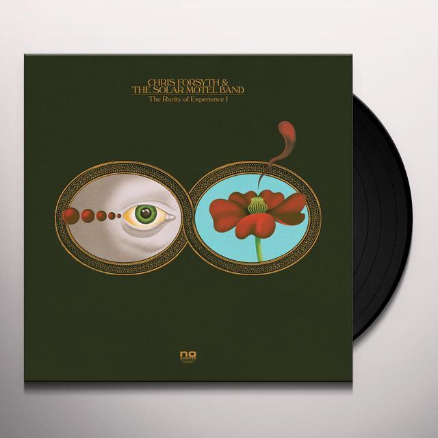 Chri Forsyth & Solar Motel Band RARITY OF EXPERIENCE Vinyl Record