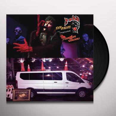 Tav Falco's Panther Burns ME & MY CHAUFFEUR BLUES / WHISTLE BLOWER BLUES Vinyl Record