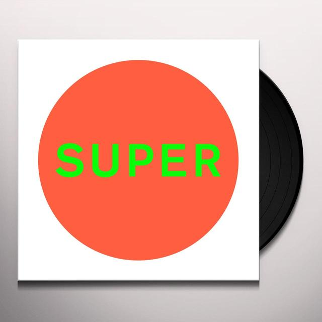 Pet Shop Boys SUPER Vinyl Record