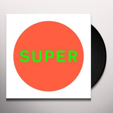 Pet Shop Boys SUPER Vinyl Record