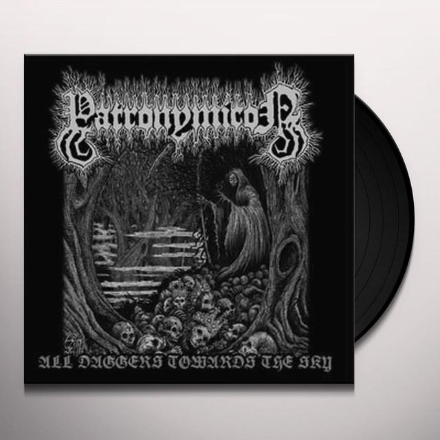 PATRONYMICON ALL DAGGERS TOWARDS THE SKY Vinyl Record - Black Vinyl, Limited Edition