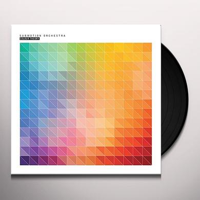 Submotion Orchestra COLOUR THEORY Vinyl Record - Digital Download Included