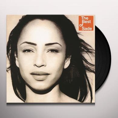 BEST OF SADE Vinyl Record - 180 Gram Pressing