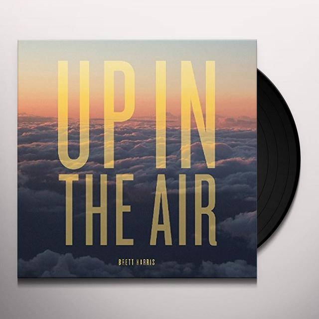 Brett Harris UP IN THE AIR Vinyl Record - 180 Gram Pressing