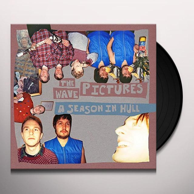 The Wave Pictures SEASON IN HULL Vinyl Record