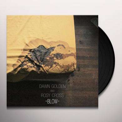 Dawn Golden BLOW Vinyl Record