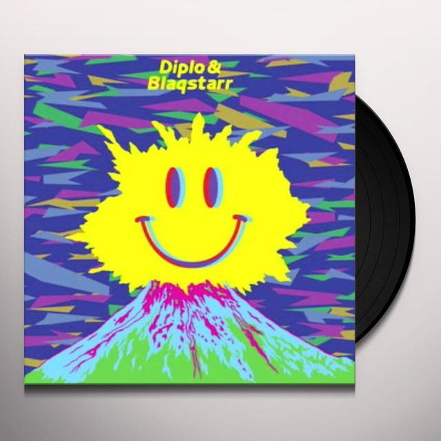 DIPLO / BLAQSTARR GET OFF Vinyl Record