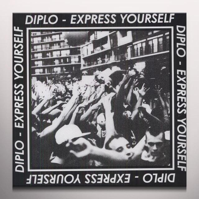 Diplo EXPRESS YOURSELF Vinyl Record