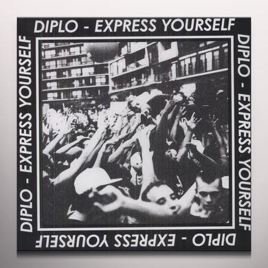 Diplo EXPRESS YOURSELF  (EP) Vinyl Record - Colored Vinyl