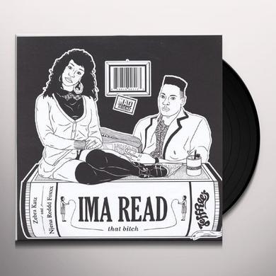 ZEBRA KATZ IMA READ Vinyl Record - 10 Inch Single
