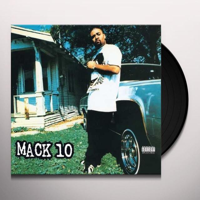 MACK 10 Vinyl Record