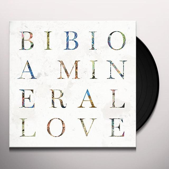 Bibio MINERAL LOVE Vinyl Record