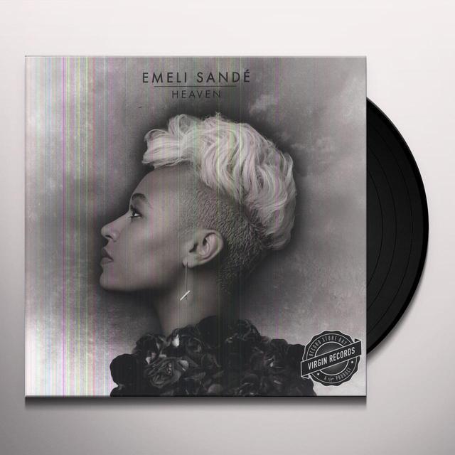 Emeli Sande HEAVEN Vinyl Record