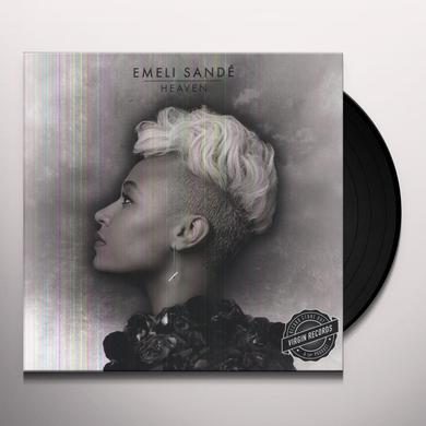 Emeli Sande HEAVEN Vinyl Record - Canada Import