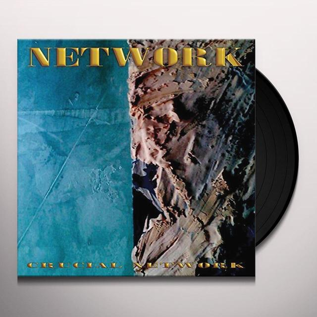 CRUCIAL NETWORK Vinyl Record
