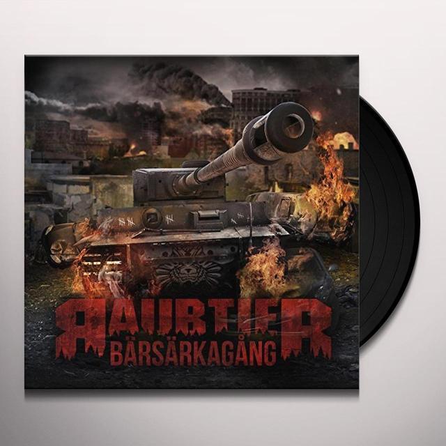 Raubtier BARSARKAGANG Vinyl Record - Holland Release