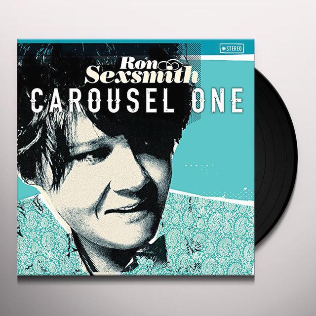 Ron Sexsmith CAROUSEL ONE Vinyl Record - Canada Import