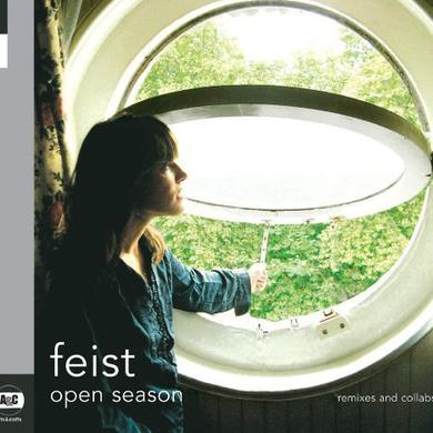 Feist OPEN SEASON Vinyl Record