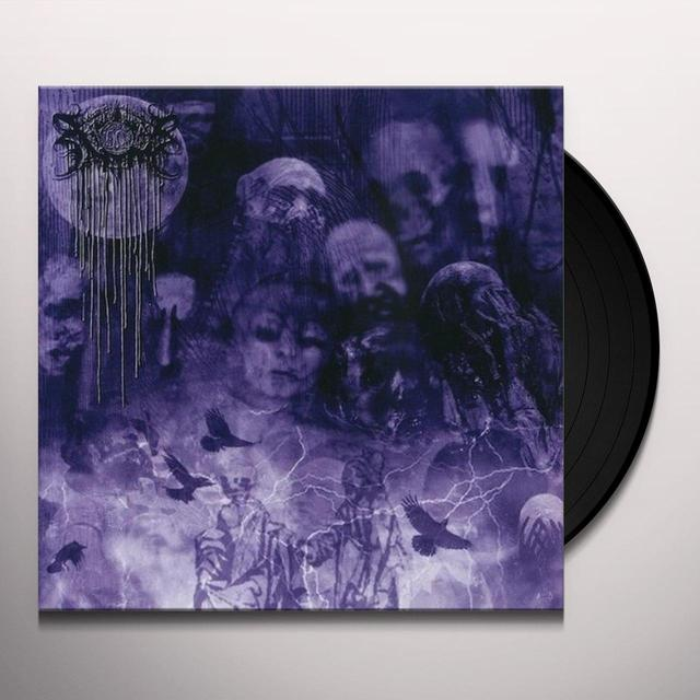 Xasthur PORTAL OF SORROW Vinyl Record