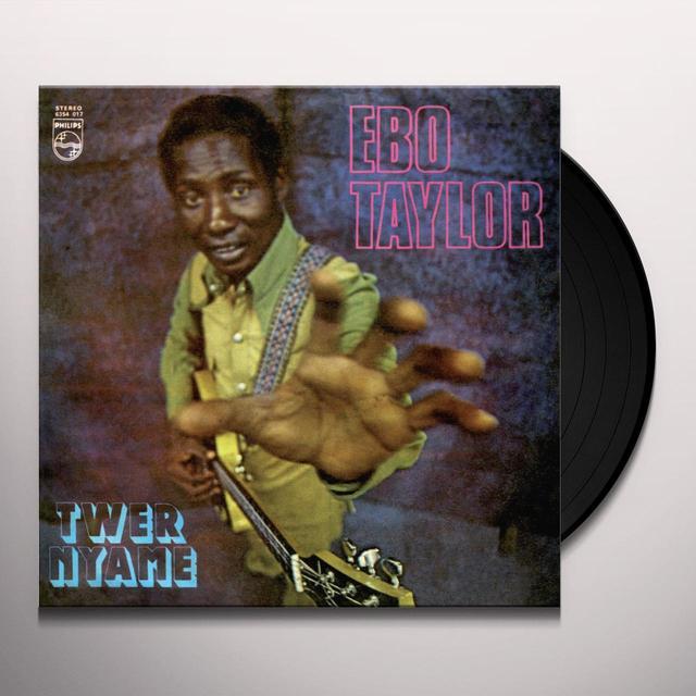 Ebo Taylor TWER NYAME Vinyl Record - 180 Gram Pressing