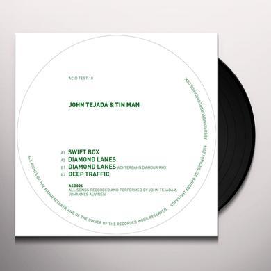 John Tejada & Tin Man ACID TEST 10 Vinyl Record