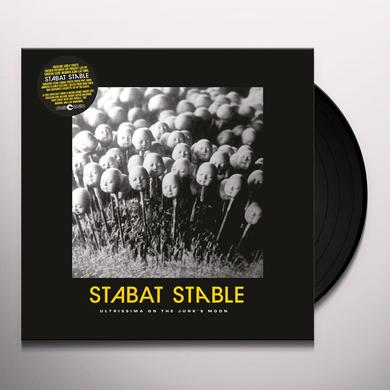STABAT STABLE ULTRISSIMA ON THE JUNK'S MOON Vinyl Record