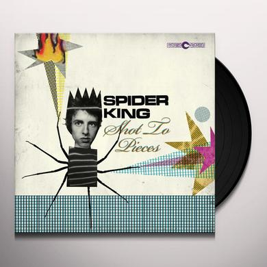 SPIDER KING SHOT TO PIECES Vinyl Record