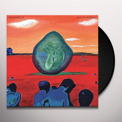 MOONSICLES BAY OF SEETHING Vinyl Record