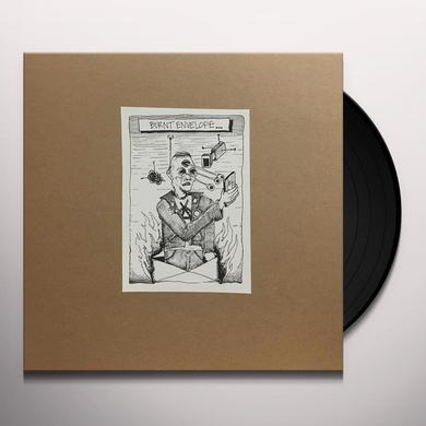 BURNT ENVELOPE ALIEN NATION: COLLECTED SINGLES THUS FAR Vinyl Record