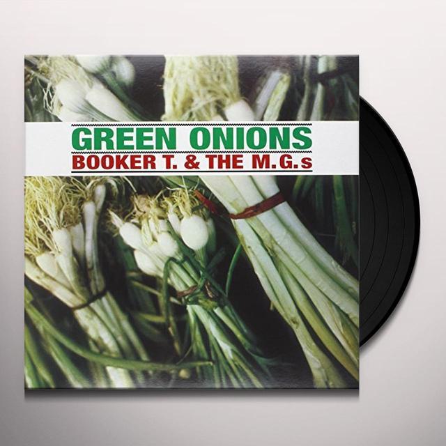 Booker T. & The M.G.'s GREEN ONIONS Vinyl Record