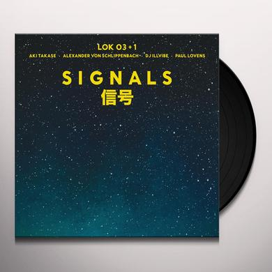 LOK 03+1 SIGNALS Vinyl Record