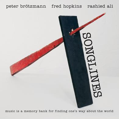 Peter Brotzmann / Fred Hopkins / Rashied Ali SONGLINES Vinyl Record
