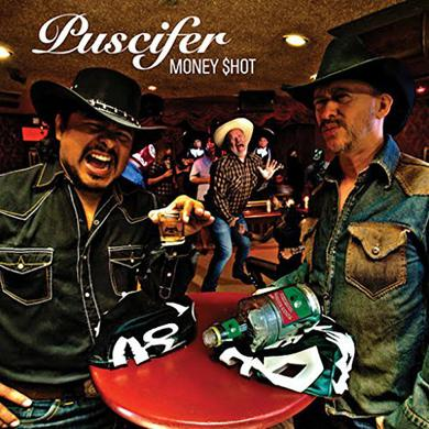 Puscifer MONEY SHOT Vinyl Record