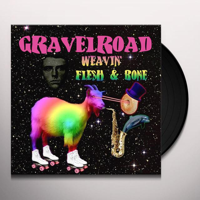 Gravelroad FLESH & BONE Vinyl Record