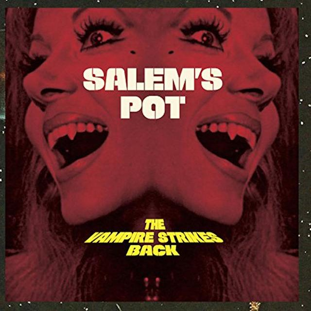 Salem's Pot VAMPIRE STRIKES BACK Vinyl Record