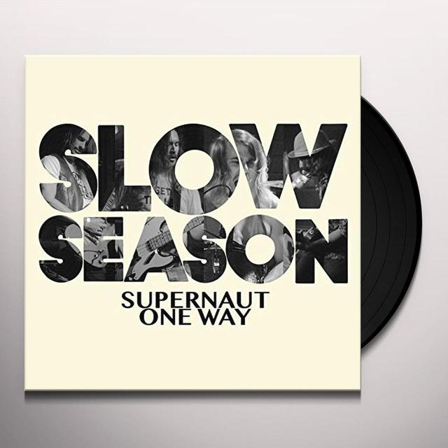 Slow Season SUPERNAUT Vinyl Record