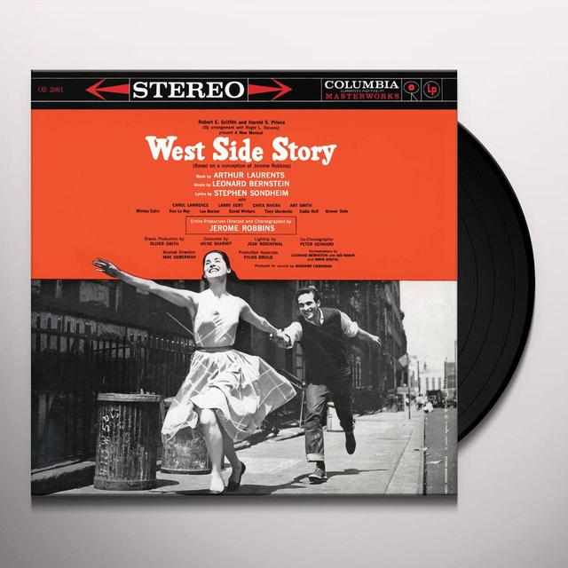 WEST SIDE STORY / O.B.C. Vinyl Record - Gatefold Sleeve, 180 Gram Pressing