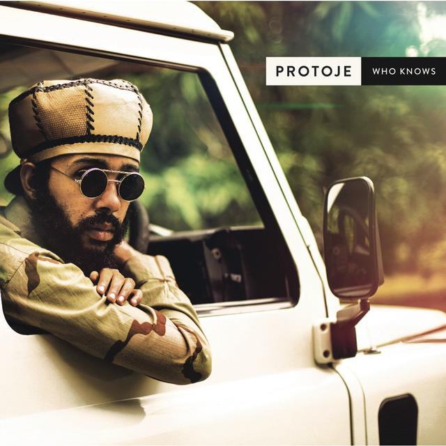Protoje WHO KNOWS Vinyl Record