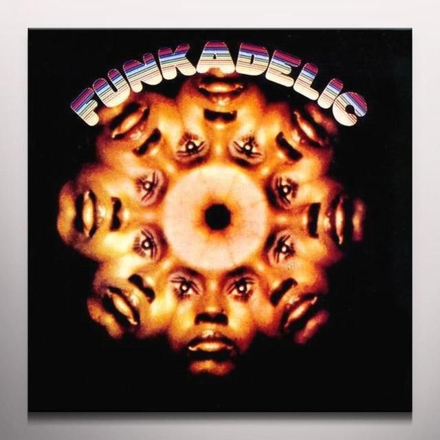 FUNKADELIC Vinyl Record - Colored Vinyl, Limited Edition